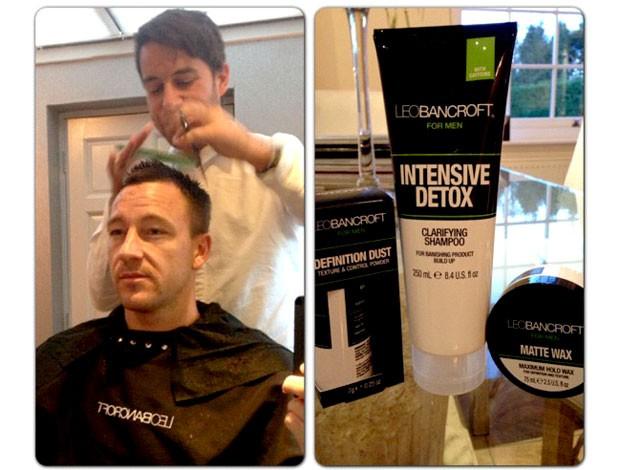 Terry cabelo tratamento salão Boleirama (Foto: Reprodução / Instagram)