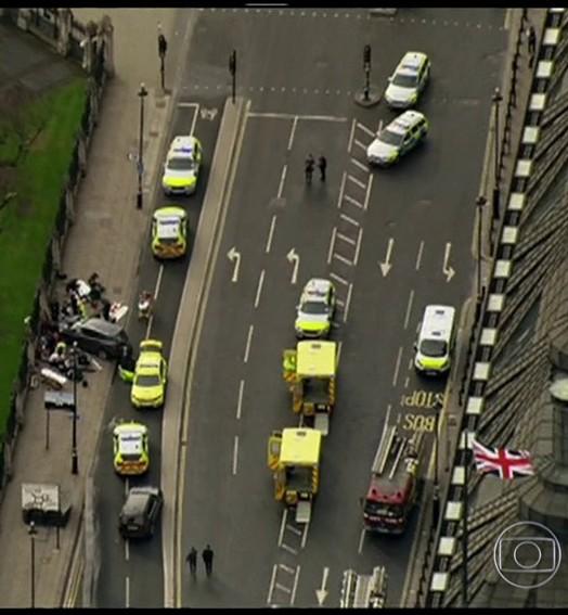 londres (TV Globo)