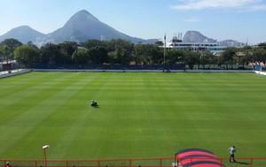 Gramado Gávea Flamengo (Foto: Divulgação)