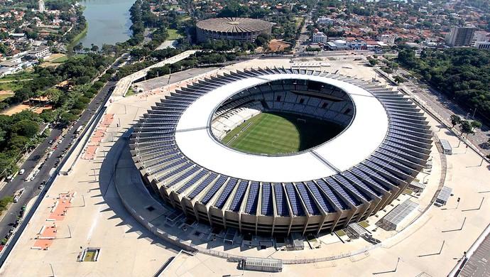 estádio Mineirão Copa do Mundo (Foto: Reuters)