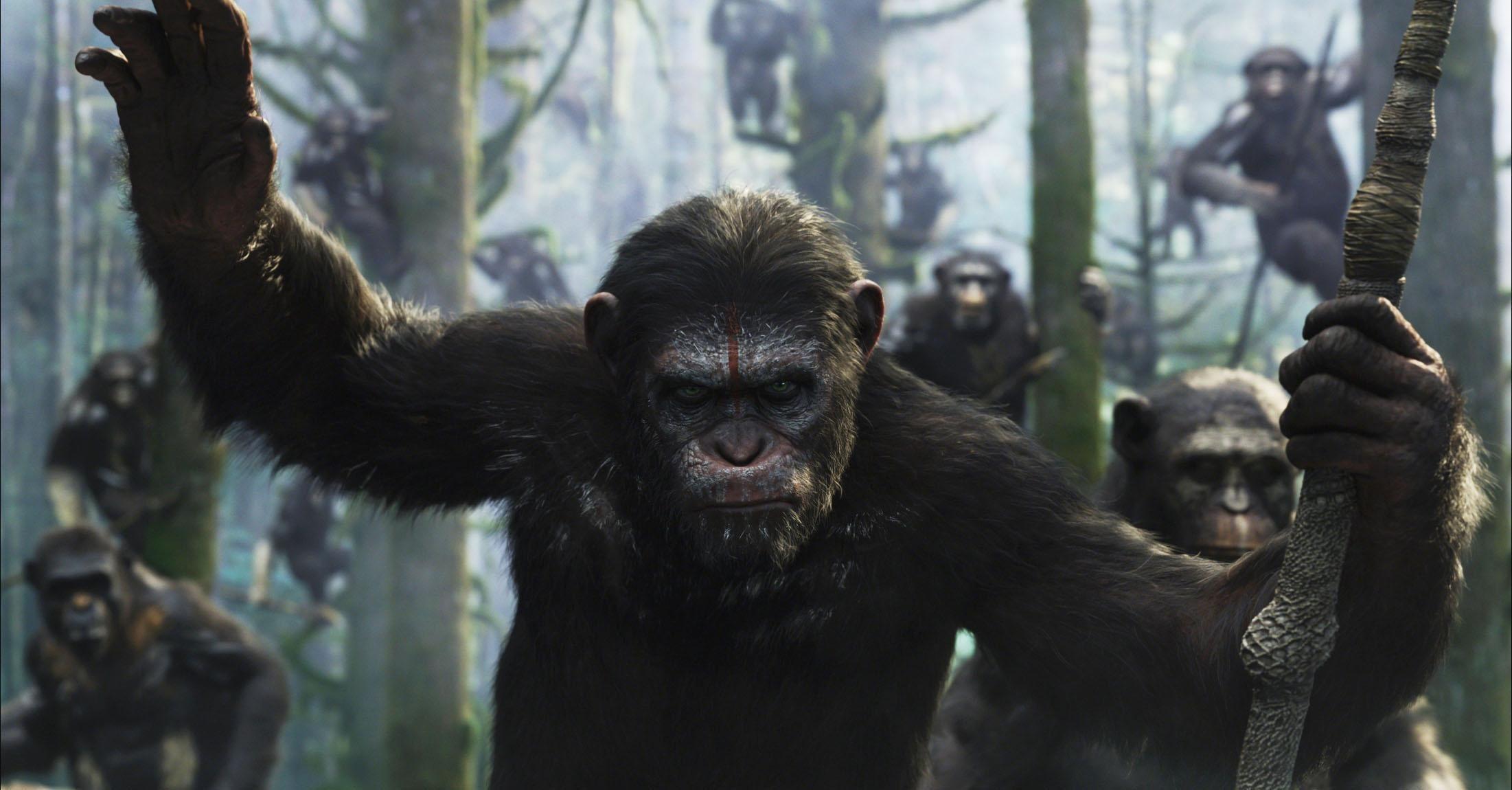 Planeta dos Macacos (Foto: Divulgao)
