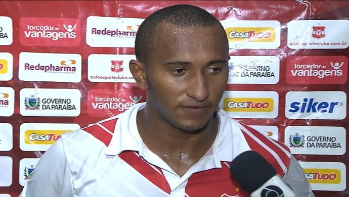 Júnior Mandacaru, Auto Esporte (Foto: Reprodução / TV Cabo Branco)