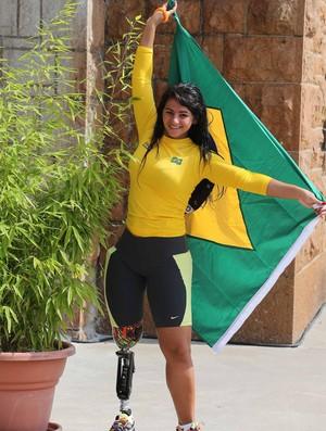 Camille Cruz musa paralímpica brasileira (Foto: Washington Alves/CPB)