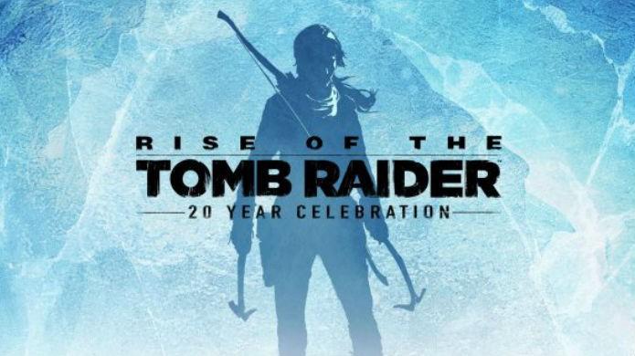 Rise of the Tomb Raider ganhou sua edição definitiva, a 20 Year Celebration (Foto: Divulgação/Square Enix)