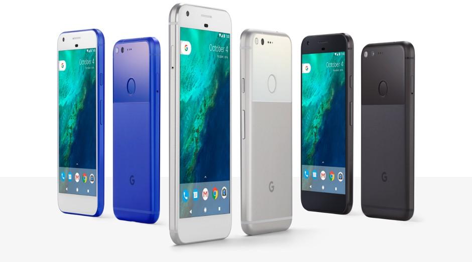 Google Pixel: celular vai duelar com o iPhone (Foto: Reprodução)