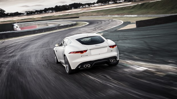 FOTOS: Jaguar F-Type Coupé