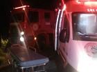 Pai e dois filhos ficam feridos em carro  (Balanço Notícias/ Reprodução)