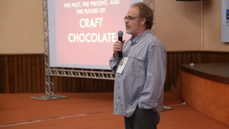 clay-gordon-chocolate (Foto: Divulgação/Festinal Internacional do Chocolate e Cacau)