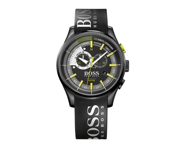 0eb00889a05 Parceria com velejador dá ar esportivo a novo relógio da Hugo Boss ...