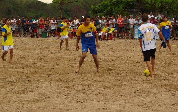 Copa Vanguarda de Beach Soccer é realizada em Caraguatatuba (Foto: Divulgação)