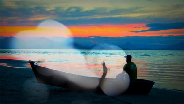 Meu Paraná vai mostrar as belezas de tirar o fôlego da Ilha das Peças (Foto: Reprodução)