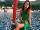 Mariana Godlfarb relembra viagem à Croácia e exibe pernas em foto