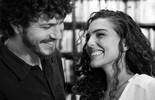 Caio Paduan e Julia Konrad revelam intimidades em ensaio (Isabella Pinheiro/Gshow)