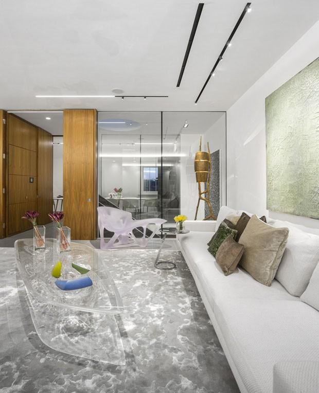 Casa Londres Fernanda Marques (Foto: Fernando Guerra / divulgação)