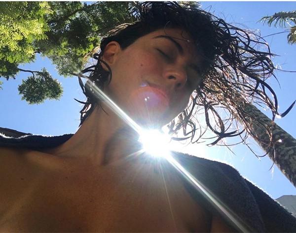 Carol Castro (Foto: Reprodução Instagram)