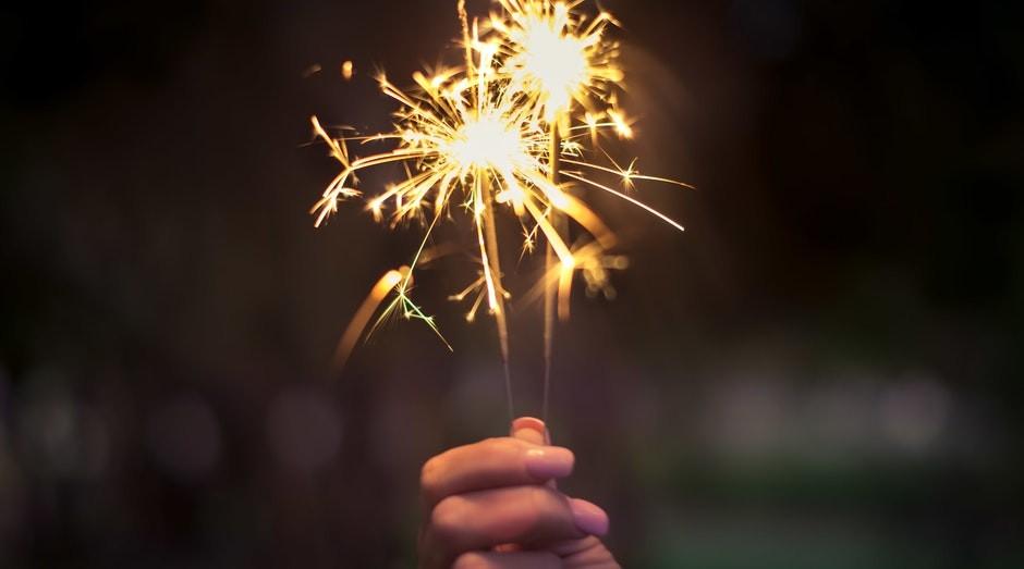 ano novo, festa, aniversario (Foto: Pexels)