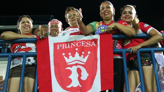 Princesa e Atlético-AC (Foto: Adeilson Albuquerque)