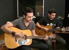 Banda de rock grava homenagem a Joaquim (Ronaldo Gomes/EPTV)