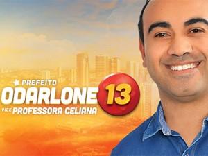 Candidato do PT em Londrina (Foto: Reprodução)