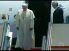 Papa Francisco viaja para Terra Santa
