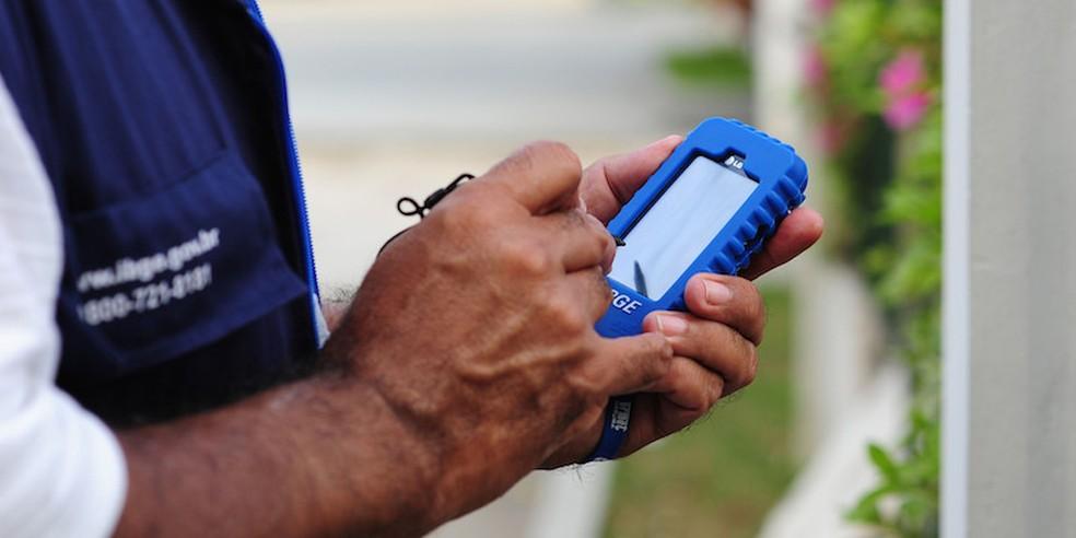 IBGE tem concurso para atuar no Censo Agropecuário (Foto: Divulgação)