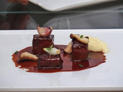 Pur sauerkraut e castanhas fermentado acompanhamentos - Super chef 2000 ...