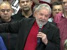 Lula critica sentença de Moro e diz que quer ser candidato à Presidência