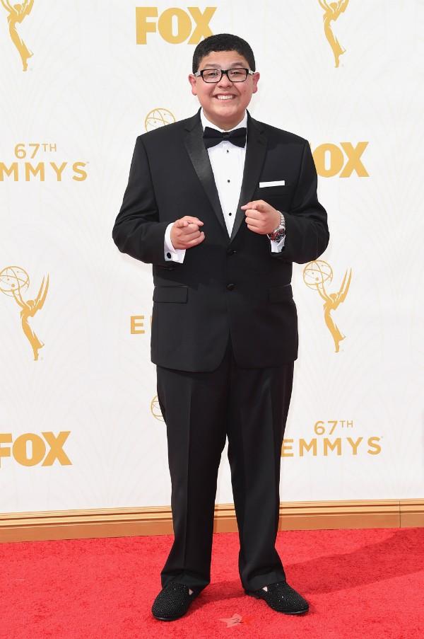 Rico Rodriguez (17 anos) também levou US$2,3 milhões por 'Modern Family' (Foto: Getty Images)