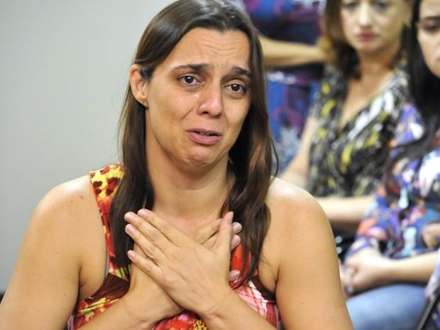Mãe acusada de matar bebê e guardar corpo por 5 anos, Márcia Zacarelli vai a júri, decide juiz (Foto: Aline Caê/TJ-GO)