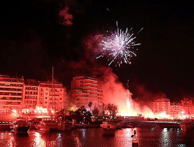 Olympiacos 90 anos