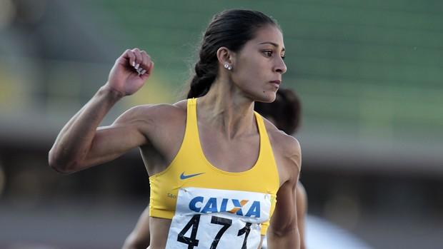 Ana Claudia Lemos atletismo (Foto: Divulgação / Agência Luz)