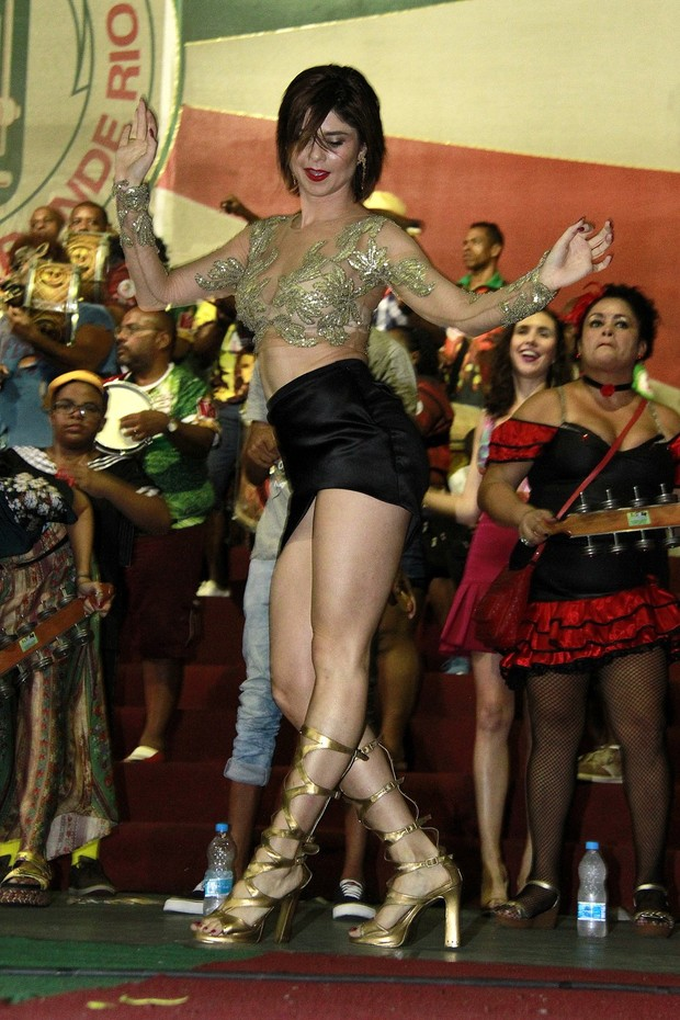 Julianne Trevisol (Foto: Marcos Ferreira / Brazil News)