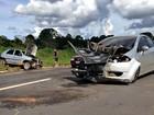Acidente entre veículos em rodovia no AM mata uma pessoa e deixa feridos