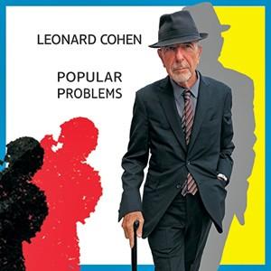 Capa do disco 'Popular problems', de Leonard Cohen (Foto: Divulgação)