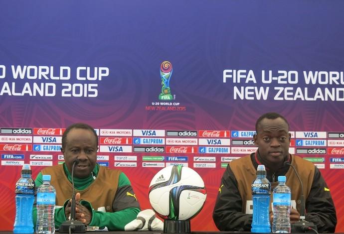 Senegal Sub-20 (Foto: Felipe Schmidt)