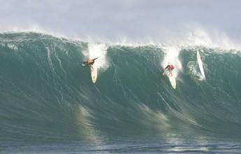 WSL anuncia realização de evento de ondas gigantes no Havaí após 7 anos