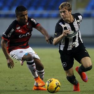 Luis Henrique, Botafogo sub-17 (Foto: Satiro Sodre/SSPress)