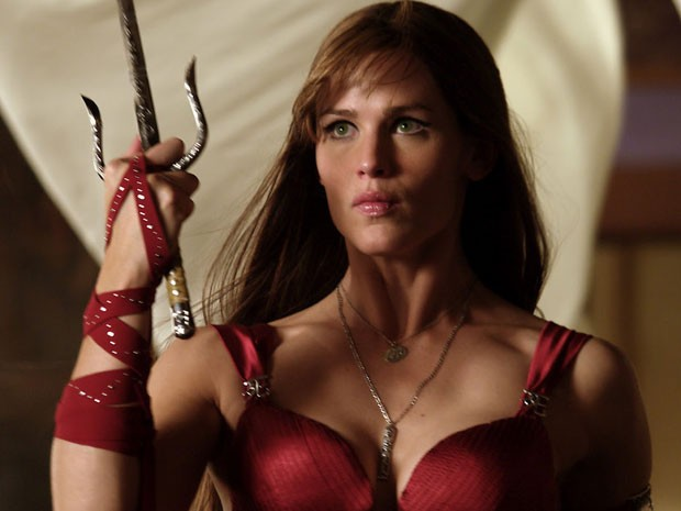 Jennifer Garner em 'Elektra' (Foto: Divulgação)