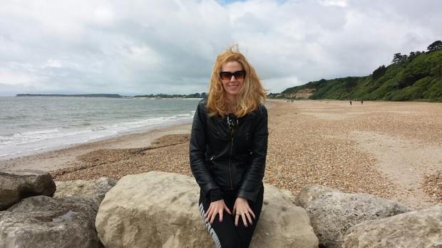 Lauren Claire Hurley (Foto: Arquivo pessoal)