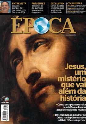 Capa da revista ÉPOCA - edição 762 (Foto: Reprodução/Revista ÉPOCA)