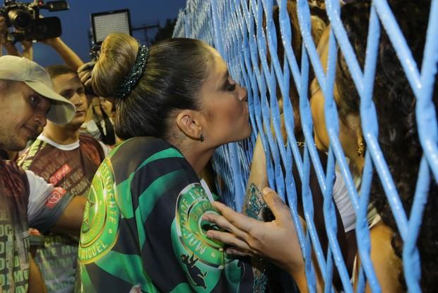 Cláudia Leitte (Foto: Marcello Sá Barretto/AgNews)
