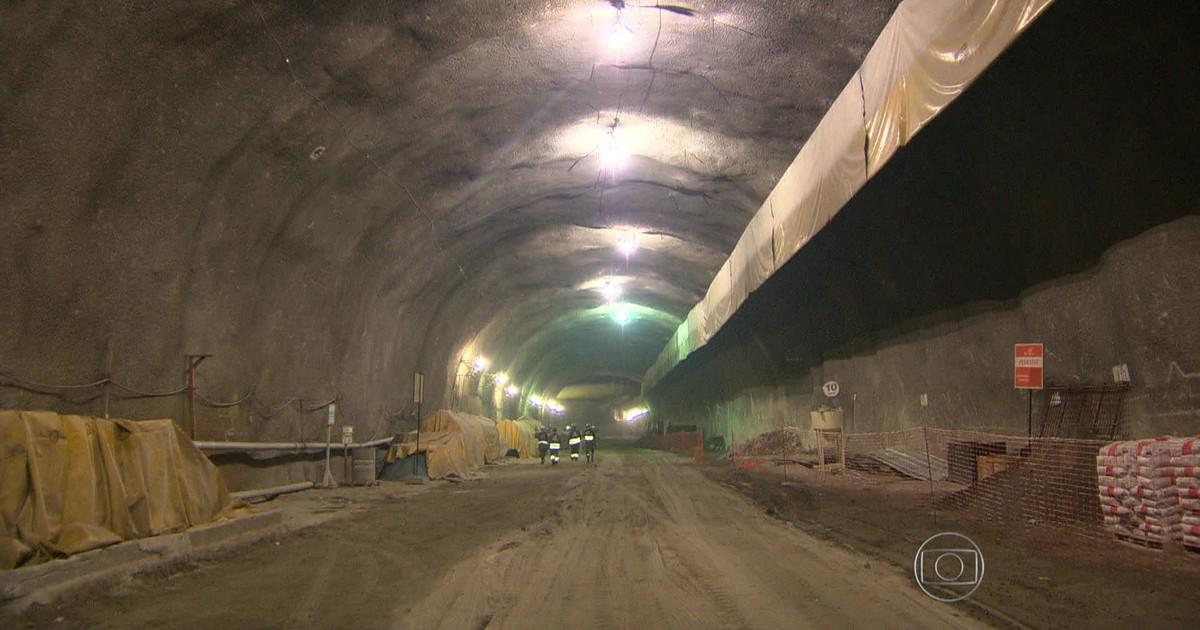 Maior túnel entre estações do metrô do mundo é aberto no Rio; conheça