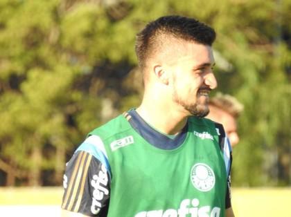 Victor Luis Palmeiras (Foto: GloboEsporte.com)
