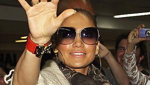 Jennifer Lopez no Brasil