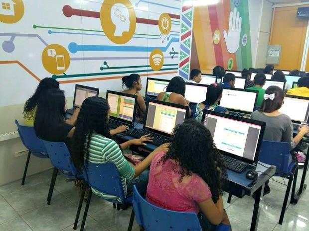 O Soft-AM tem o objetivo de formar estudantes na área de TI (Foto: Divulgação)