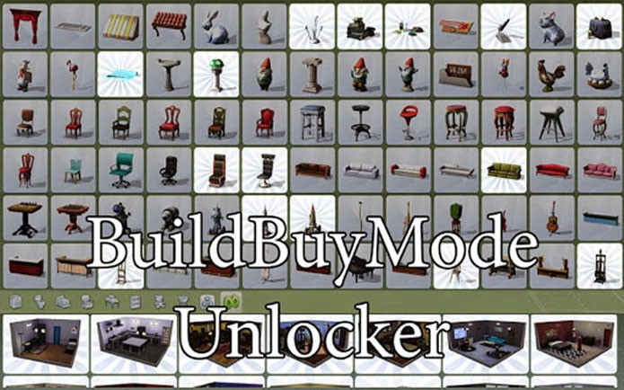 Como fazer download dos melhores mods para the sims 4 for Mods sims 4 muebles
