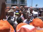 Ambulantes voltam a protestar em circuito do carnaval de salvador