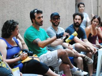 Reunião realizada na segunda-feira (10) com organizadores do Fórum Mundial da Bicicleta (Foto: Douglas Oliveira / Divulgação)