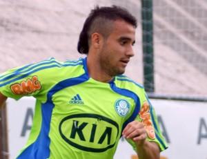 Maikon Leite Palmeiras (Foto: Anderson Rodrigues / globoesporte.com)