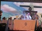 Último dia do Vinde e Vende tem louvor, pregações e missa em Cuiabá